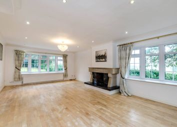 Thumbnail 5 bed detached house to rent in Wakehams Hill, Pinner