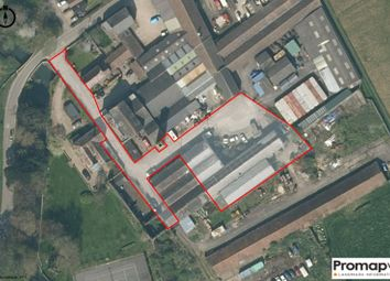 Thumbnail Light industrial for sale in Land And Buildings, Parrett Works, Martock, Somerset
