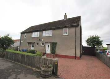 Thumbnail 3 bed semi-detached house for sale in Woodside Crescent, Carnwath, Lanark