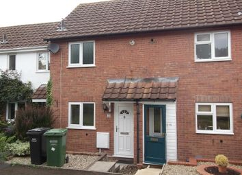 Thumbnail 1 bed terraced house to rent in Westbury Avenue, Droitwich