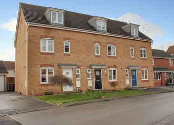 Thumbnail 4 bed town house for sale in Ferry Meadows Park, Kingswood, Hull