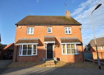 Thumbnail 4 bed detached house to rent in Nethertown Way, Mawsley Village, Kettering