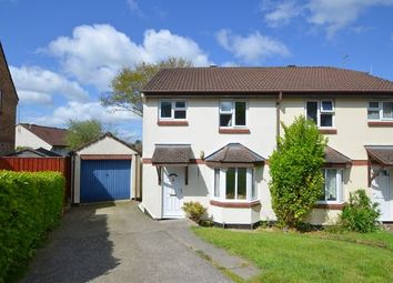 Thumbnail 3 bed semi-detached house for sale in Gronau Close, Honiton