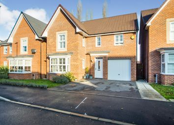 4 bed detached house for sale in Piccadilly Close, Mansfield Woodhouse, Mansfield NG19