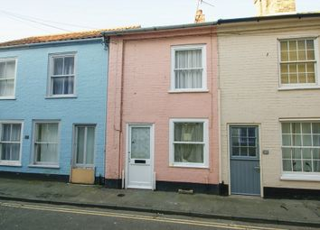 Thumbnail 2 bedroom terraced house for sale in King Street, Aldeburgh