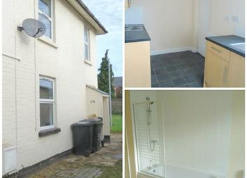Thumbnail 1 bed semi-detached house to rent in Falkner Street, Tredworth, Gloucester