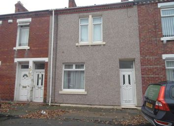 Thumbnail 2 bed terraced house for sale in Sidney Street, Blyth