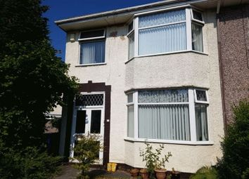 Thumbnail 3 bed semi-detached house for sale in Montgomery Road, Walton, Liverpool