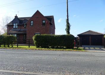 Thumbnail 4 bedroom detached house to rent in Wadborough Road, Littleworth, Worcester