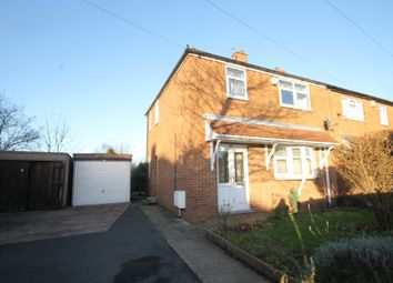 Thumbnail 3 bed semi-detached house to rent in Martin Wells Road, Edlington, Doncaster