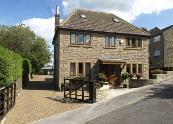 Thumbnail 5 bed detached house for sale in Rowgate, Upper Cumberworth, Huddersfield
