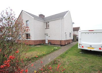 Thumbnail 3 bed semi-detached house for sale in Hawthorne Crescent, Skellow, Doncaster