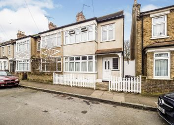 Cross Road, Romford RM6. 3 bed end terrace house for sale