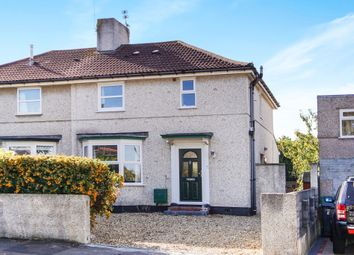 Thumbnail 3 bed semi-detached house for sale in Braemar Avenue, Bristol