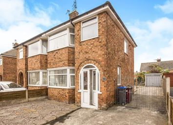 Thumbnail 3 bedroom semi-detached house for sale in Longford Avenue, Blackpool, Lancashire, .