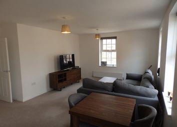 Thumbnail 2 bedroom flat to rent in Staldon Court, Swindon