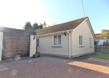 Thumbnail 2 bedroom detached bungalow for sale in Queen Street, Goldsithney, Penzance
