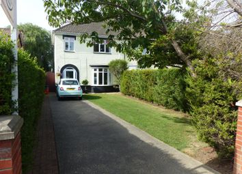 Thumbnail 3 bed semi-detached house for sale in Grimsby Road, Humberston, Grimsby