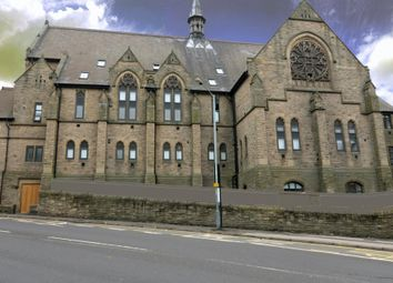 Thumbnail 4 bed flat to rent in Crookes Valley Road, Sheffield