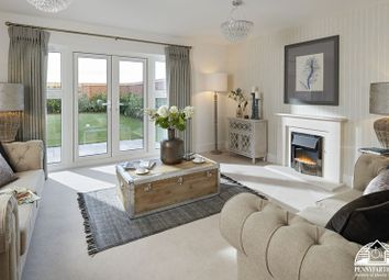 Thumbnail 4 bed detached house for sale in Alexandra Road, Lymington