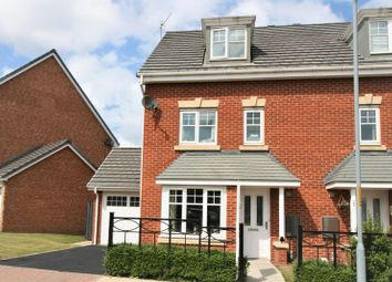 Thumbnail 4 bed semi-detached house for sale in Orkney Way, Thornaby