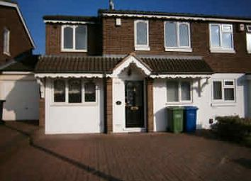 Thumbnail 3 bed terraced house to rent in Dace, Tamworth