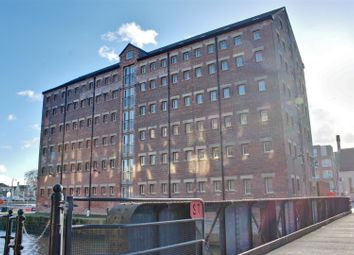 Thumbnail 1 bed flat for sale in The Docks, Gloucester