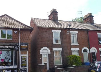 Thumbnail 3 bed end terrace house for sale in Marriott Close, Heigham Street, Norwich