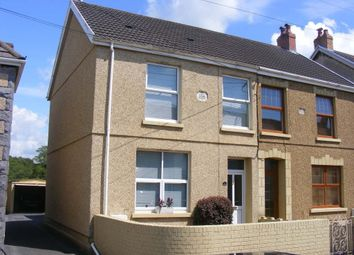 Thumbnail 3 bed semi-detached house for sale in Furnace Terrace, Pontyberem, Llanelli