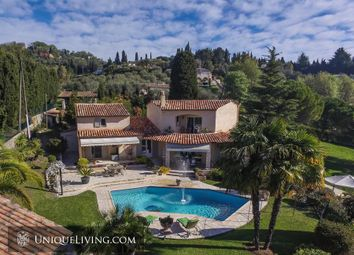 Thumbnail 5 bed villa for sale in Grasse, French Riviera, France
