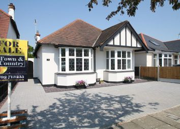 3 bed detached bungalow for sale in Tennyson Close, Leigh-On-Sea SS9