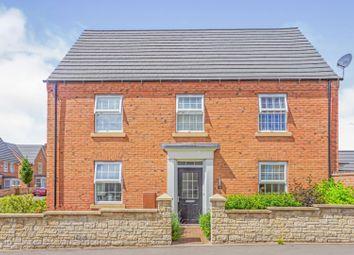 Thumbnail 4 bed detached house for sale in Mountain Ash Crescent, Edwalton