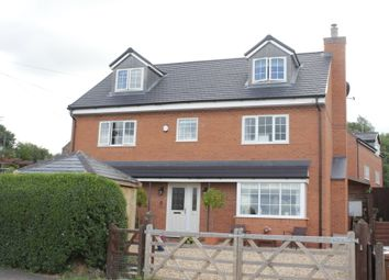 Thumbnail 5 bedroom detached house for sale in The Oaks, Mead Avenue, Scholar Green, Stoke-On-Trent