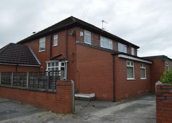 Thumbnail 3 bed semi-detached house to rent in Buxton Road, Great Moor, Stockport