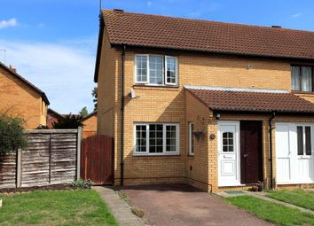 Thumbnail 2 bed end terrace house for sale in Abbotts Grove, Werrington, Peterborough