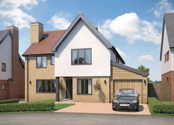 Thumbnail 4 bed detached house for sale in Plot 4, Dukes Park, Duke Street, Hintlesham, Ipswich, Suffolk