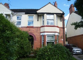 Thumbnail 4 bed semi-detached house for sale in Hungerford Road, Crewe, Cheshire