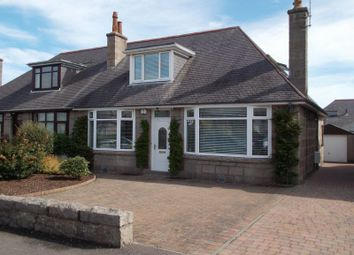 Thumbnail 4 bed semi-detached house for sale in Seafield Crescent, Aberdeen
