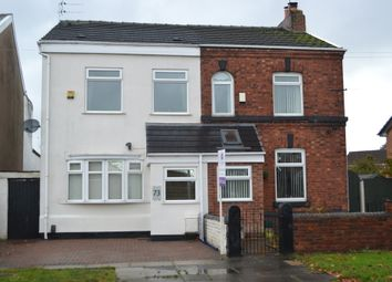 Thumbnail 3 bed semi-detached house for sale in Green Leach Lane, Haresfinch, St Helens