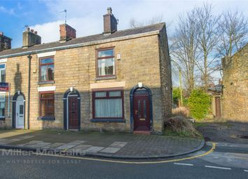 Thumbnail 2 bedroom end terrace house for sale in Halliwell Road, Halliwell, Bolton, Lancashire