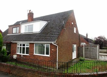Thumbnail 2 bed semi-detached house for sale in Wigan Road, Leigh