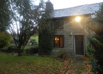 Thumbnail 1 bed cottage to rent in Brookbottom Cottage, Harwood