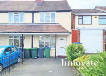 Thumbnail 2 bed semi-detached house to rent in Rowley Village, Rowley Regis