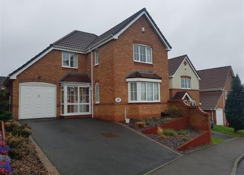 Thumbnail 4 bed detached house to rent in Taylor Way, Tividale, Oldbury