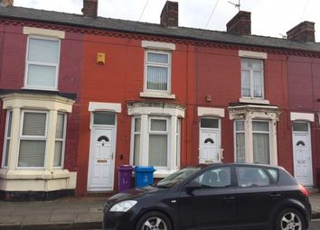 Thumbnail 2 bed terraced house for sale in Marlsford Street, Liverpool