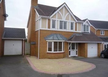 Thumbnail 4 bed detached house for sale in Dan Y Deri, Broadlands