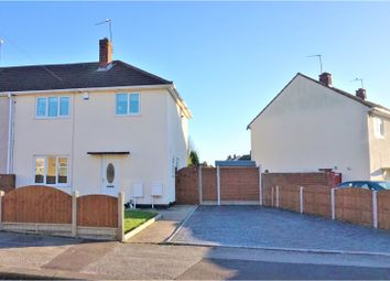 Thumbnail 3 bedroom semi-detached house for sale in Bevin Road, Walsall