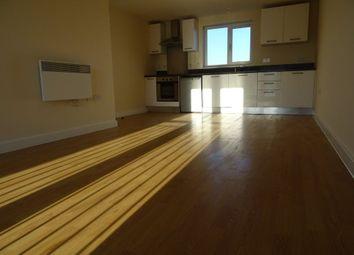 Thumbnail 2 bedroom flat to rent in Stewartby Avenue, Hampton Vale, Peterborough