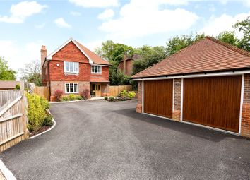 Thumbnail 5 bed detached house for sale in Firgrove Hill, Farnham, Surrey