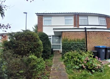 Thumbnail 3 bedroom end terrace house for sale in Nicola Close, South Croydon